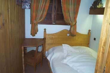 Location au ski Appartement 4 pièces 6 personnes (4) - Residence La Gelinotte - Saint Gervais - Chambre