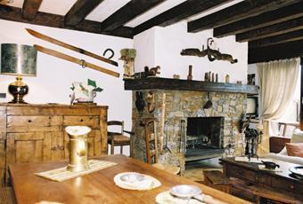 Location au ski Appartement 4 pièces 6 personnes (4) - Residence La Gelinotte - Saint Gervais - Séjour