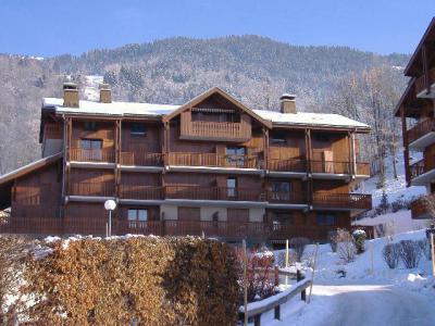 Rent in ski resort Résidence la Pointe des Aravis - Saint Gervais
