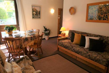 Rent in ski resort 2 room apartment 4 people (R4C) - Résidence le Castel des Roches C - Saint Gervais