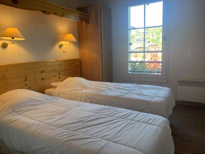 Rent in ski resort 2 room apartment 4 people (202) - Résidence le Grand Panorama - Saint Gervais - Apartment