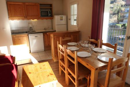 Rent in ski resort 3 room apartment 6 people (105) - Résidence le Grand Panorama - Saint Gervais - Apartment