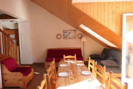 Rent in ski resort 4 room apartment 8 people (512) - Résidence le Grand Panorama - Saint Gervais - Apartment