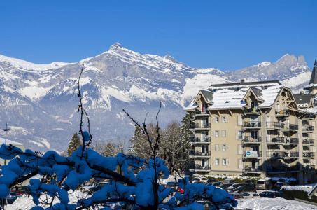 Rental Saint Gervais : Résidence le Grand Panorama winter