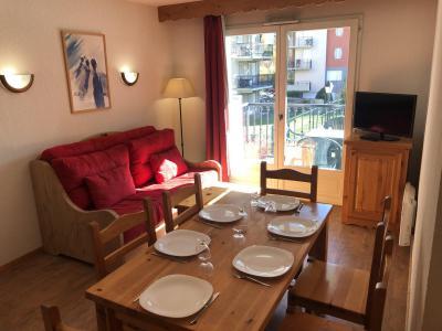 Location au ski Appartement 2 pièces cabine 6 personnes (107) - Résidence le Grand Panorama - Saint Gervais