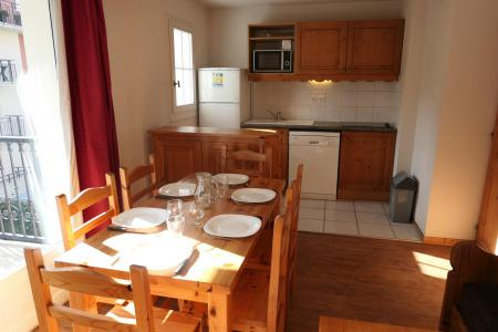 Rent in ski resort 2 room apartment cabin 6 people (213) - Résidence le Grand Panorama - Saint Gervais