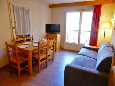 Rent in ski resort 2 room apartment cabin 6 people (414) - Résidence le Grand Panorama - Saint Gervais