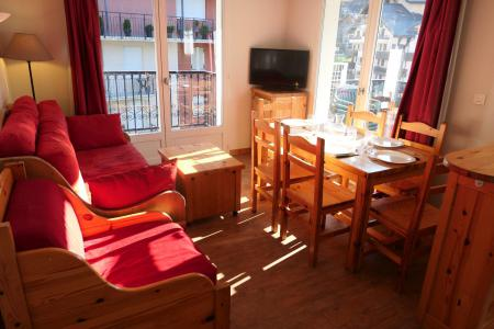 Location au ski Appartement 3 pièces 6 personnes (312) - Résidence le Grand Panorama - Saint Gervais