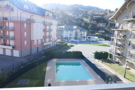 Rent in ski resort 2 room apartment cabin 6 people (311) - Résidence le Grand Panorama - Saint Gervais