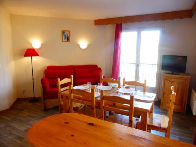 Rent in ski resort 2 room apartment cabin 6 people (416) - Résidence le Grand Panorama - Saint Gervais