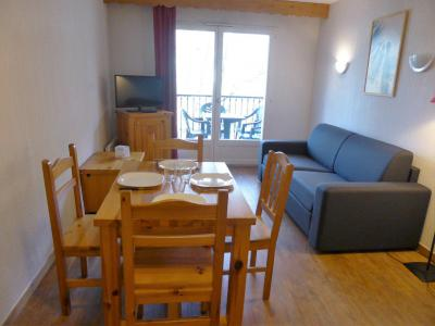 Rent in ski resort 2 room apartment 4 people (215) - Résidence le Grand Panorama - Saint Gervais