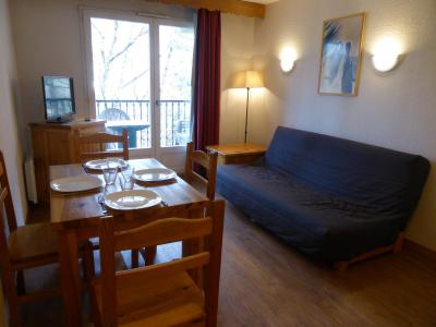 Rent in ski resort 2 room apartment 4 people (115) - Résidence le Grand Panorama - Saint Gervais