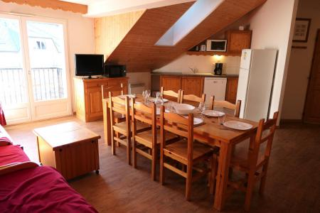Rent in ski resort 3 room apartment 8 people (508) - Résidence le Grand Panorama - Saint Gervais
