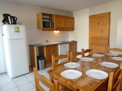 Location au ski Appartement 3 pièces cabine 8 personnes (514) - Résidence le Grand Panorama - Saint Gervais
