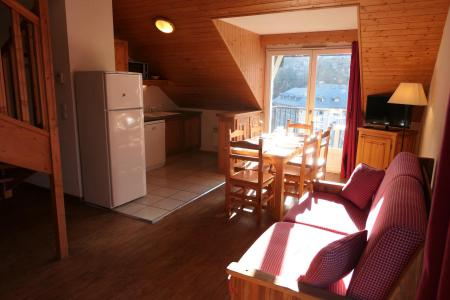 Rent in ski resort 2 room apartment cabin 6 people (504) - Résidence le Grand Panorama - Saint Gervais
