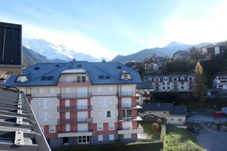 Location au ski Appartement 2 pièces cabine 6 personnes (504) - Résidence le Grand Panorama - Saint Gervais