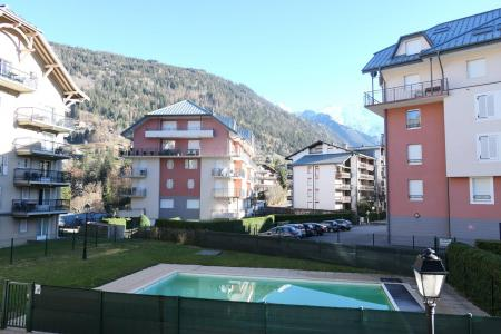 Rent in ski resort 3 room apartment 6 people (105) - Résidence le Grand Panorama - Saint Gervais