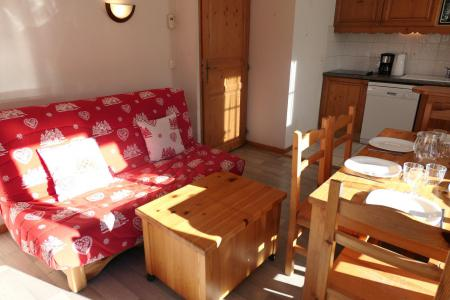 Rent in ski resort 2 room apartment cabin 6 people (104) - Résidence le Grand Panorama - Saint Gervais
