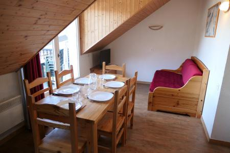 Rent in ski resort 2 room apartment cabin 6 people (501) - Résidence le Grand Panorama - Saint Gervais