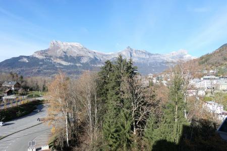Location au ski Appartement 2 pièces cabine 6 personnes (501) - Résidence le Grand Panorama - Saint Gervais