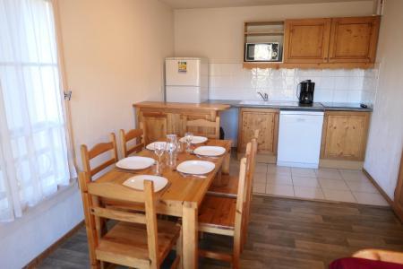 Location au ski Appartement 2 pièces cabine 6 personnes (103) - Résidence le Grand Panorama - Saint Gervais
