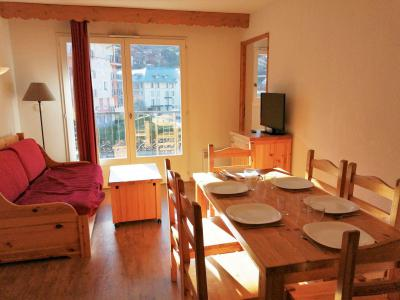 Rent in ski resort 2 room apartment cabin 6 people (211) - Résidence le Grand Panorama - Saint Gervais