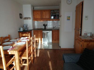 Location au ski Appartement 2 pièces cabine 6 personnes (411) - Résidence le Grand Panorama - Saint Gervais