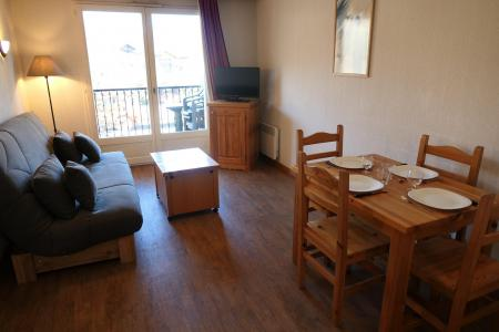 Rent in ski resort 2 room apartment 4 people (102) - Résidence le Grand Panorama - Saint Gervais