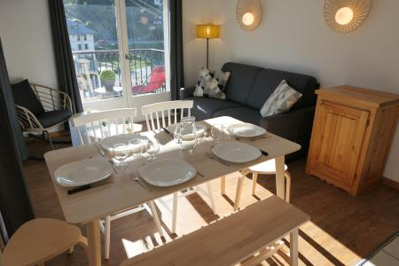 Rent in ski resort 3 room apartment 6 people (405) - Résidence le Grand Panorama - Saint Gervais