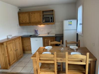 Location au ski Appartement 2 pièces cabine 6 personnes (401) - Résidence le Grand Panorama - Saint Gervais