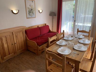 Rent in ski resort 3 room apartment 6 people (008) - Résidence le Grand Panorama - Saint Gervais