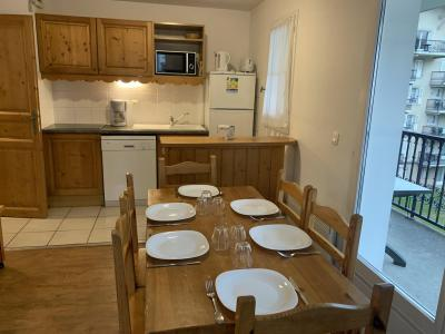 Rent in ski resort 3 room apartment 6 people (305) - Résidence le Grand Panorama - Saint Gervais