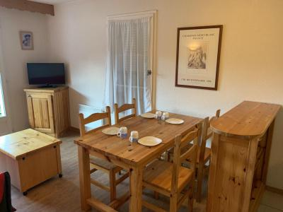 Rent in ski resort 2 room apartment cabin 6 people (303) - Résidence le Grand Panorama - Saint Gervais