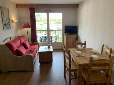 Rent in ski resort 2 room apartment 4 people (402) - Résidence le Grand Panorama - Saint Gervais