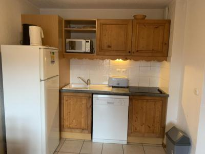 Rent in ski resort 2 room apartment 4 people (302) - Résidence le Grand Panorama - Saint Gervais
