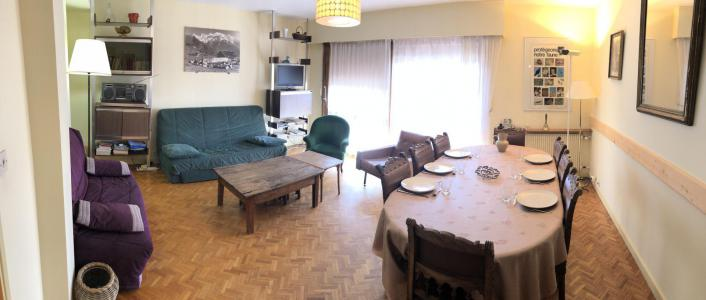 Rent in ski resort 3 room apartment 6 people (773) - Résidence Le Paradiso - Saint Gervais