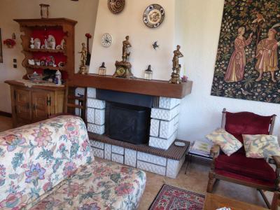 Rent in ski resort 2 room apartment 5 people (A10) - Résidence le Plein Soleil - Saint Gervais