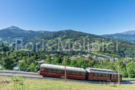 Rent in ski resort Résidence le Plein Soleil - Saint Gervais