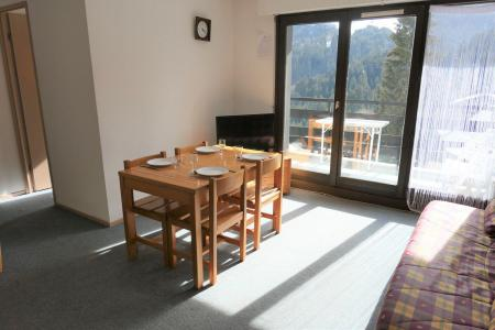 Rent in ski resort Studio cabin 4 people (75) - Résidence le Saphir - Saint Gervais
