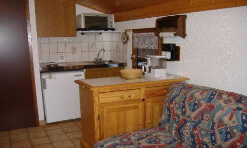 Location 4 personnes Studio coin montagne 4 personnes (B18) - Residence Le Tricot