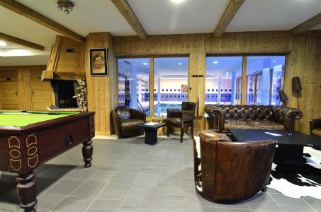 Rent in ski resort Résidence les Fermes de Saint Gervais - Saint Gervais - Reception