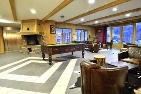 Rent in ski resort Résidence les Fermes de Saint Gervais - Saint Gervais