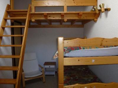 Location au ski Appartement 3 pièces mezzanine 6 personnes (83) - Residence Les Hauts De Saint Gervais - Saint Gervais - Lits superposés