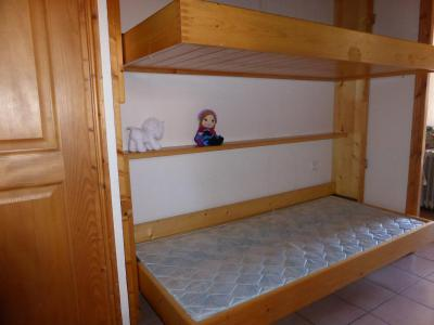 Rent in ski resort 3 room apartment sleeping corner 8 people (105) - Résidence les Jardins Alpins - Saint Gervais - Cabin