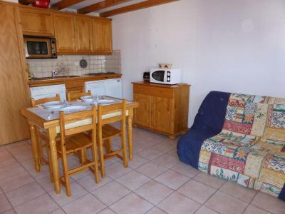 Rent in ski resort 2 room apartment sleeping corner 6 people (B24) - Résidence les Jardins Alpins - Saint Gervais