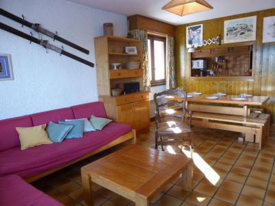 Rent in ski resort 4 room apartment 8 people (2) - Résidence les Planes - Saint Gervais