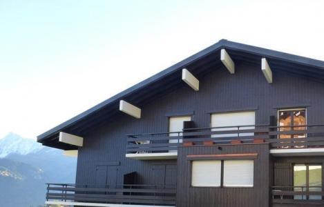 Location au ski Residence Opale - Saint Gervais - Extérieur hiver