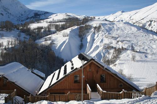 Location Les Chalets Des Ecourts hiver