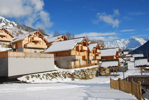 Location au ski Les Chalets Des Ecourts - Saint Jean d'Arves - Intérieur