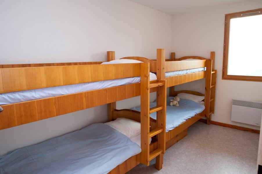 Аренда на лыжном курорте La Fontaine du Roi - Saint Jean d'Arves - Двухъярусные кровати